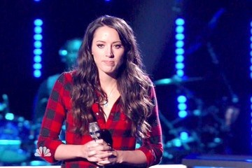 Karla Davis The Voice Season 2 Episode 9